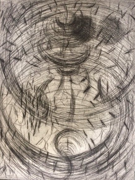 Patti Trimble etching 1986 12