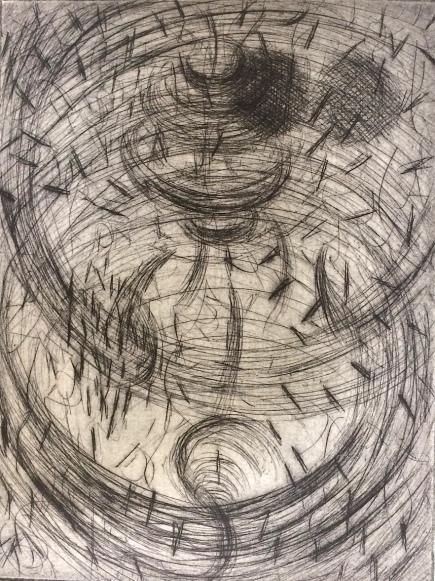 Patti Trimble etching 1986 12