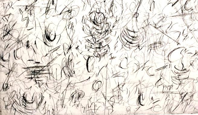 Patti Trimble etching 1986 7