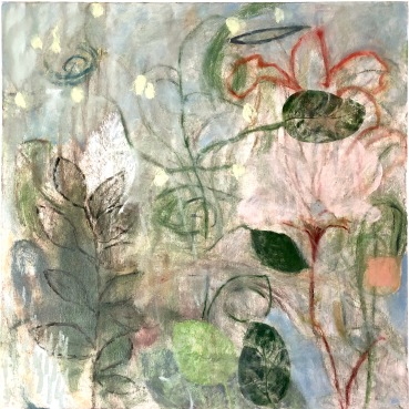 PattiTrimble_garden 7_May 2020_oil on linen